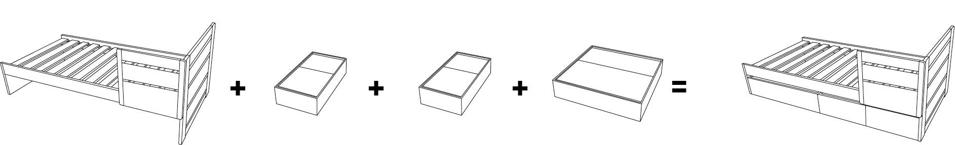 Nonjetable-schema-lit-90x200-avec-rangements-LIFETIME